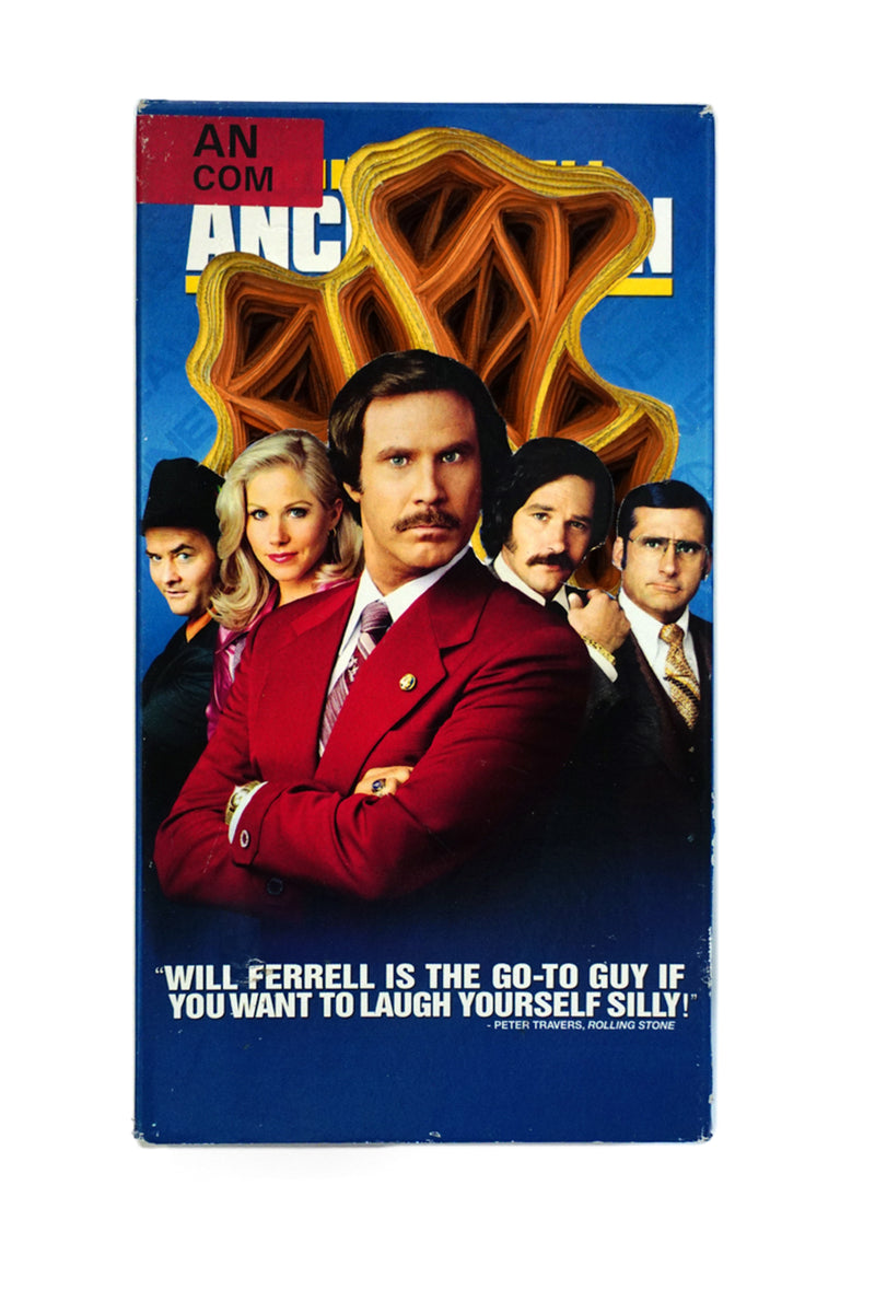 Anchorman: The Legend of Ron Burgundy #1