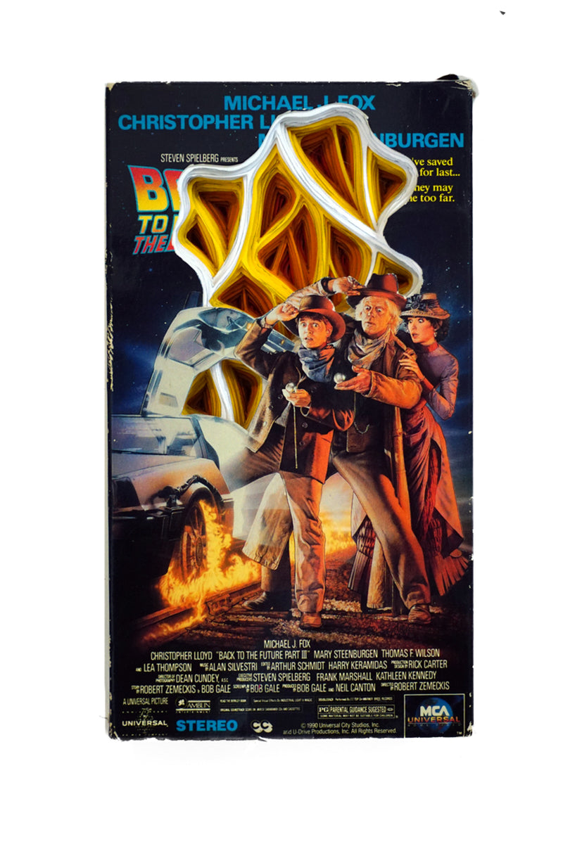 Back to The Future Part III #1