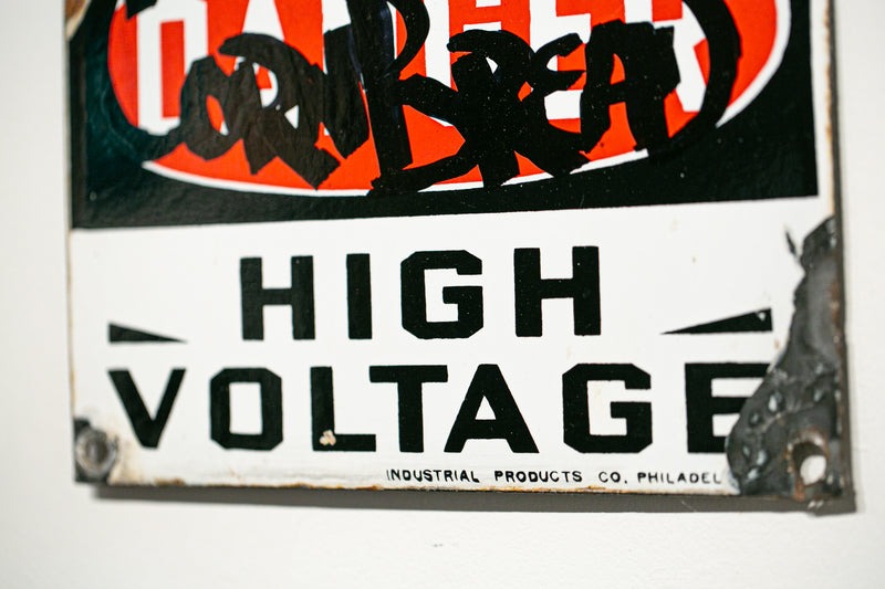 Cornbread High Voltage