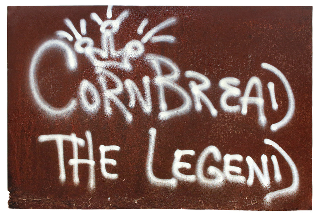 Cornbread The Legend on Metal