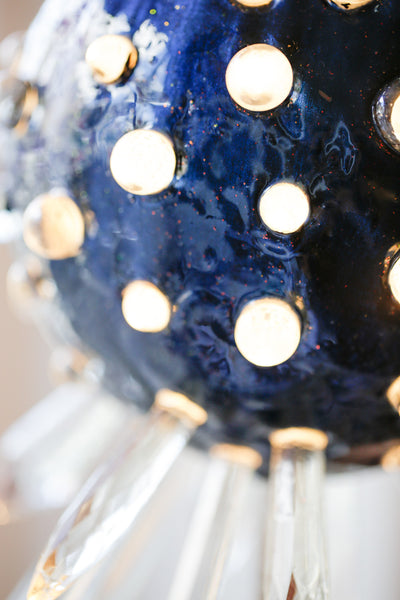Crystal Ball Chandelier I