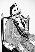 Dead King 27 [20th Century Iraqi President]
