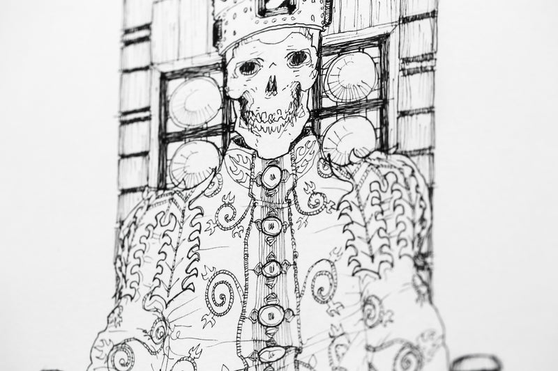 Dead King 4 [15th Century German Lord]