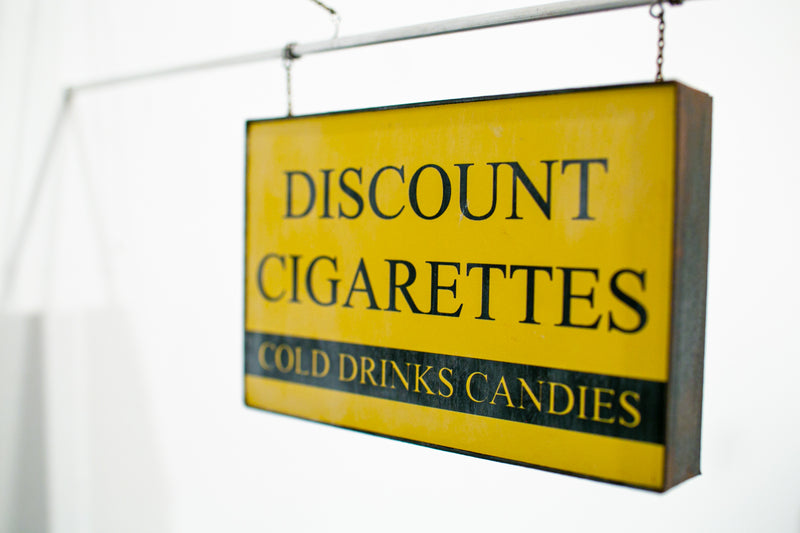 Discount Cigarettes