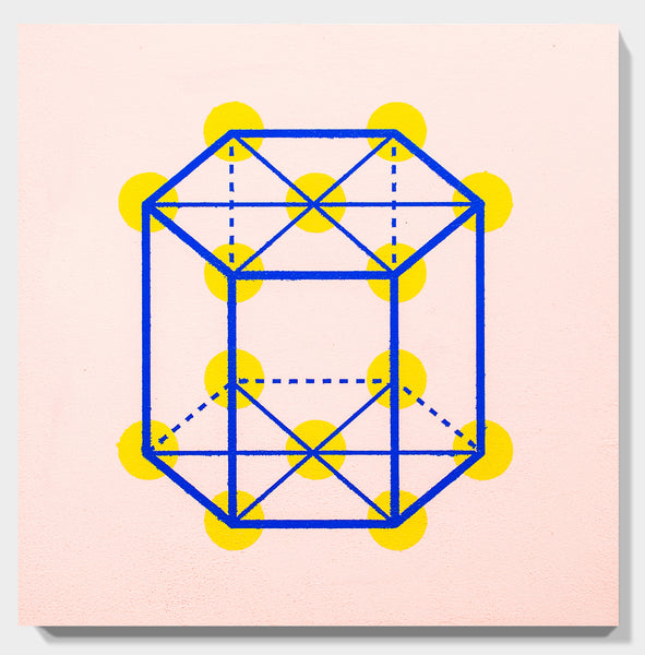 Hexagonal Crystal Lattice