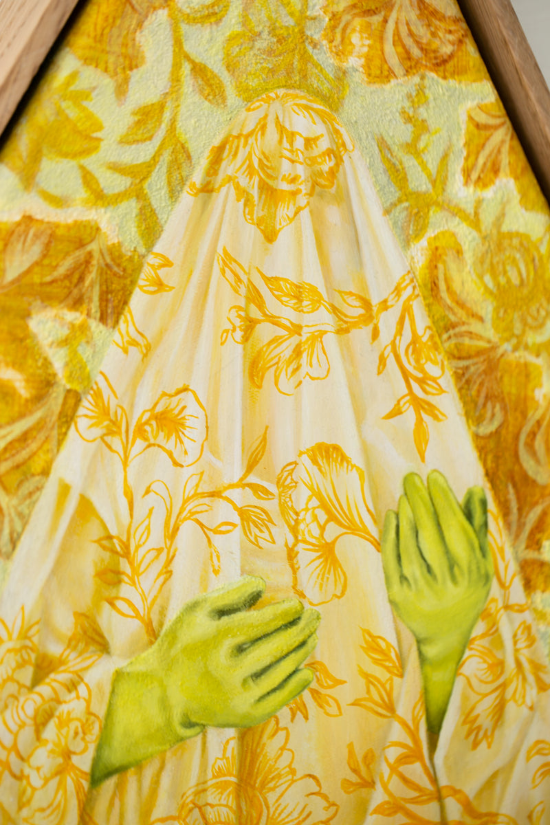 The Hidden Mother in The Yellow Wallpaper