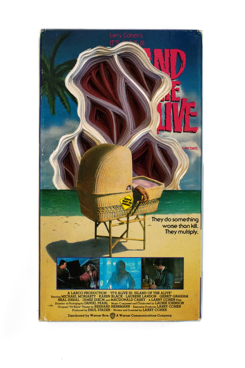 It's Alive III: Island of the Alive #1