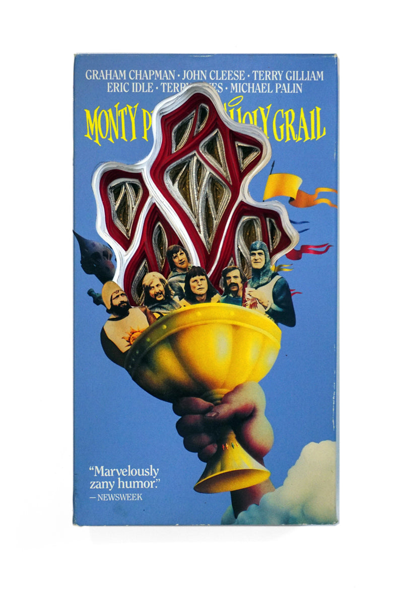 Monty Python and the Holy Grail #1