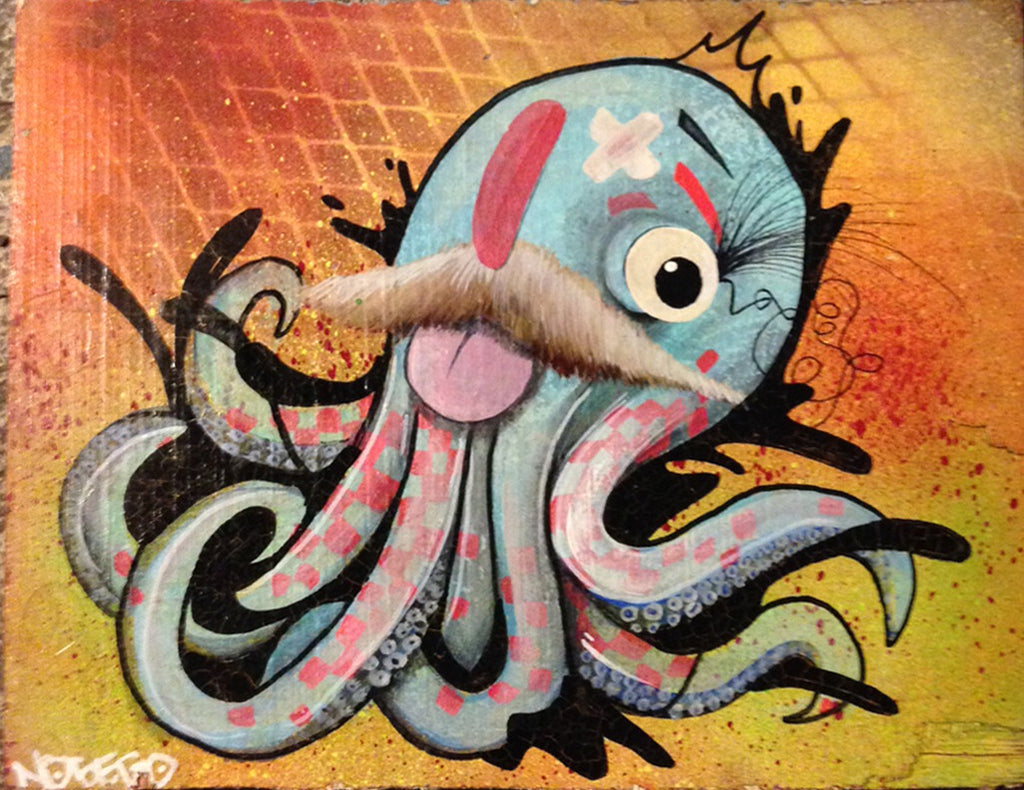 """Mr. Squid"""