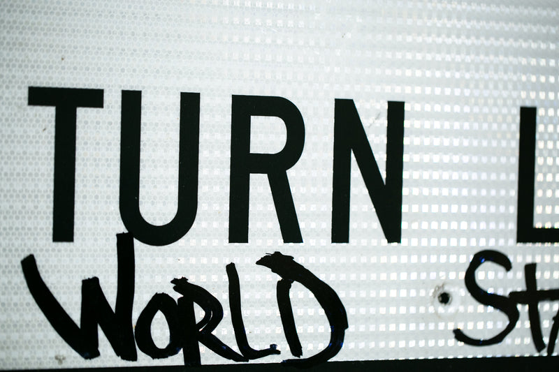 Must Turn Left World Stage