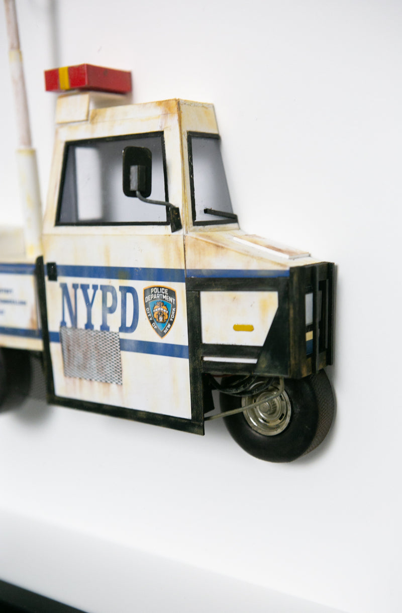 NYPD Interceptor