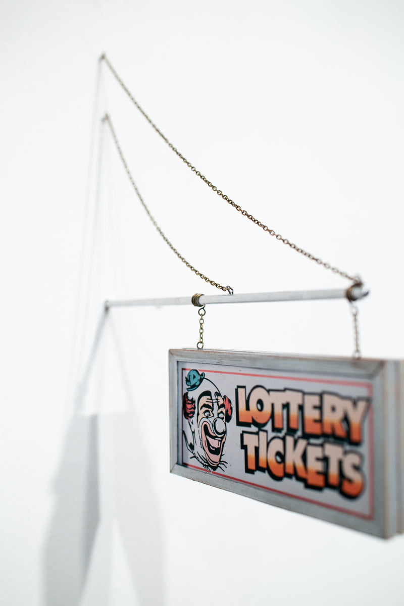 Pete's Lottery Tickets