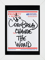 Postal Label Series: Change the World II
