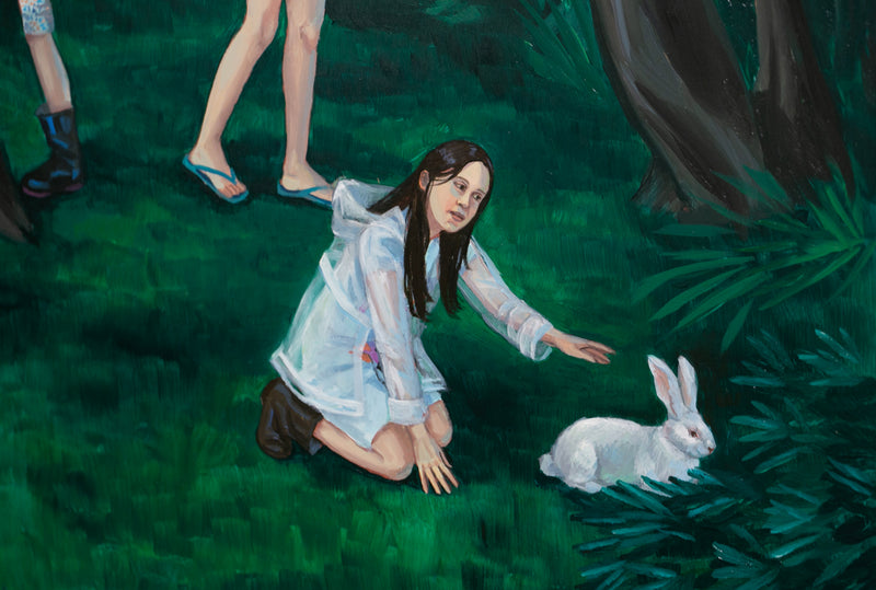 Search For The White Rabbit