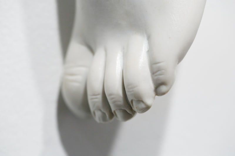 The Long Arm Reaches Out: Hands and Feet Series 66