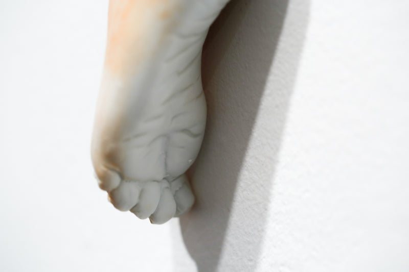 The Long Arm Reaches Out: Hands and Feet Series 69
