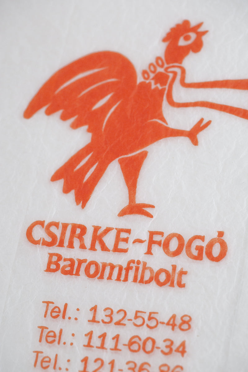 Take Out (Csirke-Fogo)