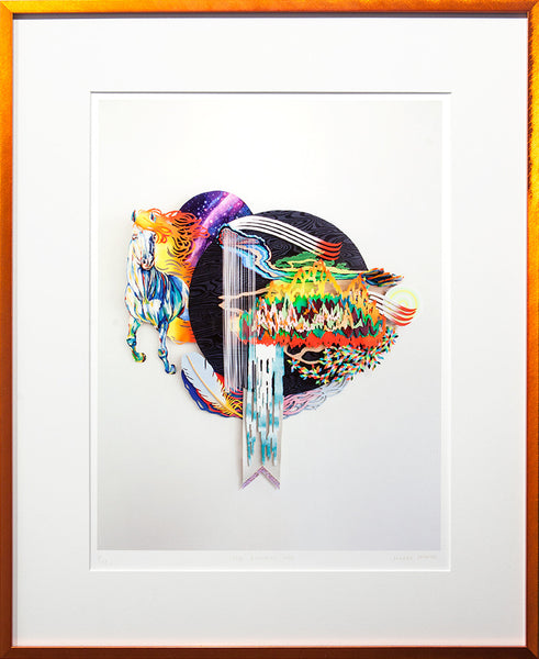 The Endless One - Framed Giclée Print
