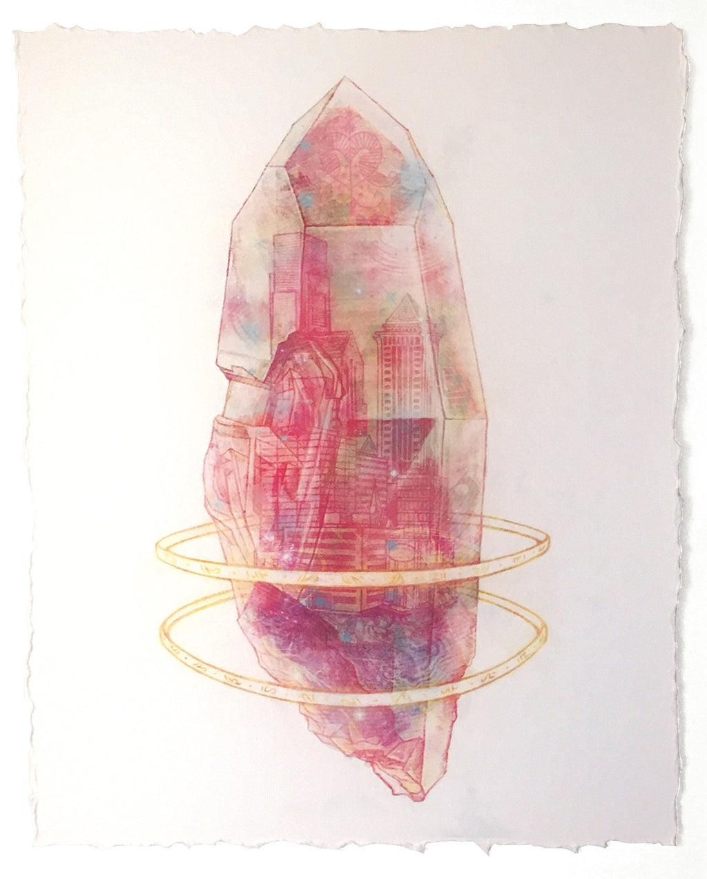 Crystal Shard II (unframed)