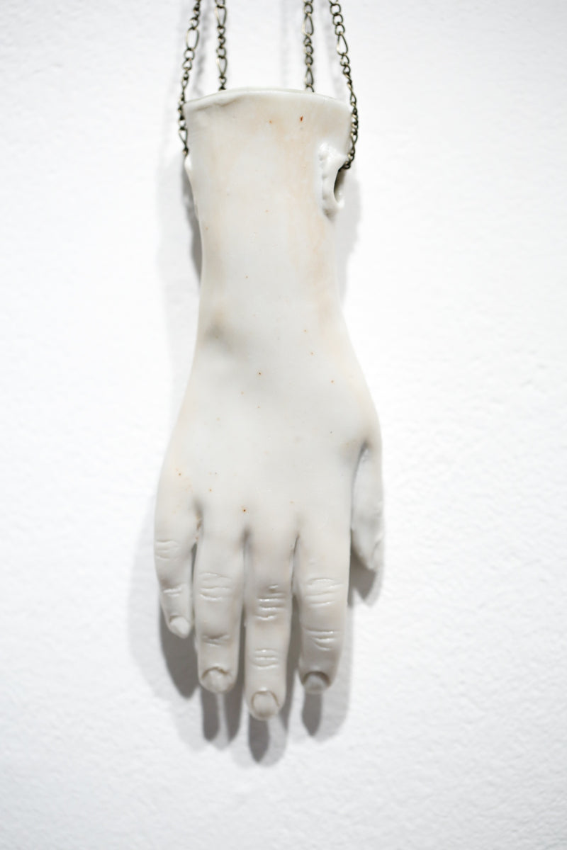 The Long Arm Reaches Out: Hands and Feet Series 61