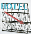 Hotel (Blue/Red)
