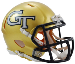 Georgia Tech Speed Mini Helmet