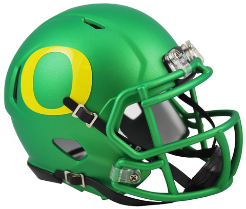 Oregon (Matte Green) Speed Mini Helmet
