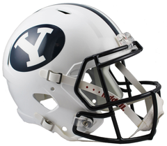Brigham Young  Speed Replica Helmet