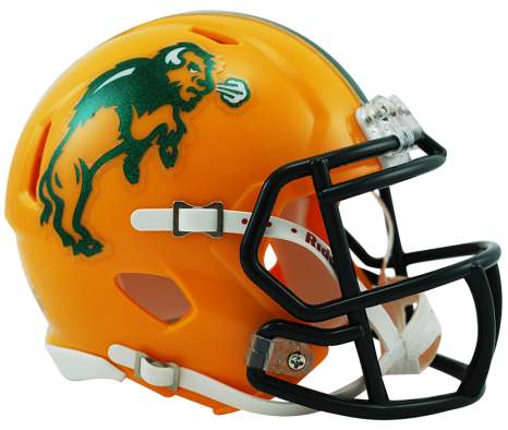 North Dakota State Speed Mini Helmet
