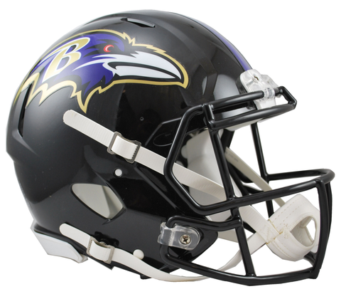 Baltimore Ravens Revolution Speed Authentic Helmet
