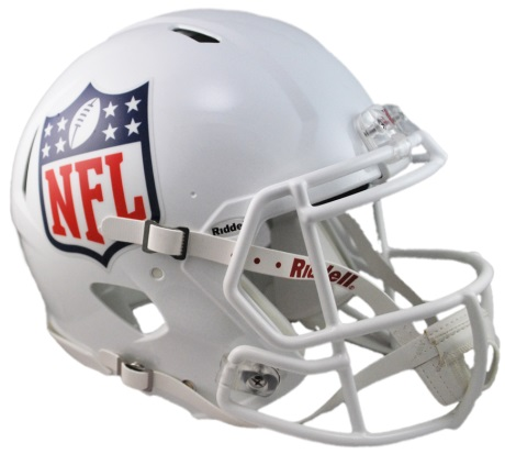 NFL Shield Revolution Speed Authentic Helmet