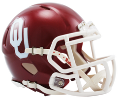 Oklahoma Speed Mini Helmet