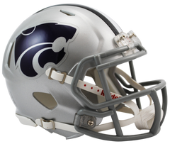 Kansas State Speed Mini Helmet