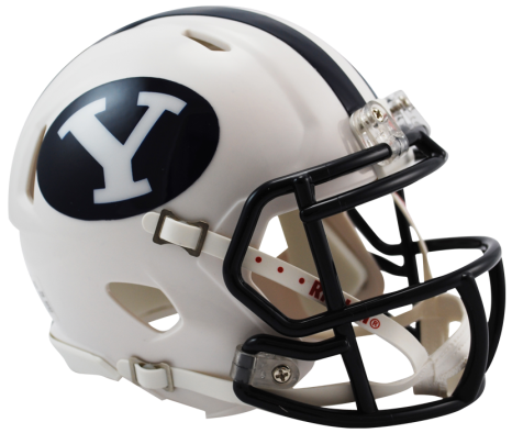 Brigham Young University (BYU) Speed Mini Helmet