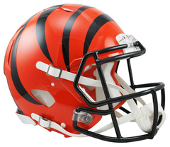 Cincinnati Bengals Revolution Speed Authentic Helmet