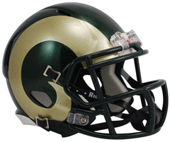 Colorado State Speed Mini Helmet