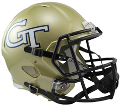 Georgia Tech Speed Replica Helmet