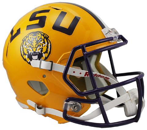 LSU Speed Replica Helmet