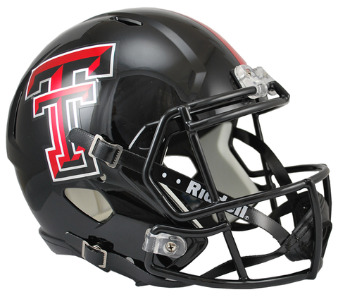 Texas Tech Speed Replica Helmet
