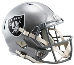 Las Vegas Raiders Speed Replica Helmet