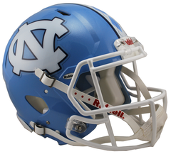 North Carolina (UNC 2015) Revolution Speed Authentic Helmet