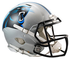 Carolina Panthers Revolution Speed Authentic Helmet
