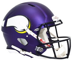 Minnesota Vikings Revolution Speed Authentic Helmet