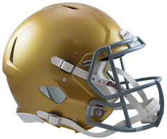 Notre Dame Revolution Speed Authentic Helmet