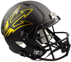 Arizona State Satin Black Speed Replica Helmet