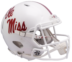 Mississippi Revolution Speed Authentic Helmet
