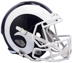 St Louis Rams Speed Replica Helmet