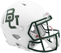 Baylor Revolution Speed Authentic Helmet