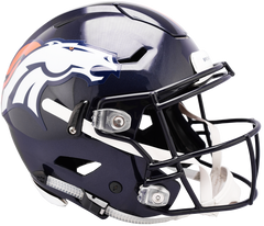 Denver Broncos SpeedFlex Authentic Helmet HOT