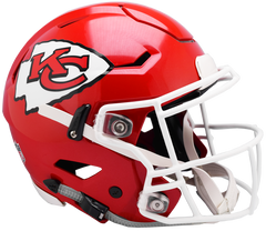 Kansas City Chiefs SpeedFlex Authentic Helmet